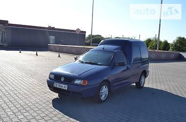 Volkswagen Caddy груз. TDI 2000