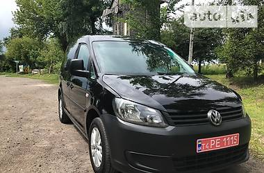 Volkswagen Caddy груз. 1.2 TSI 2014