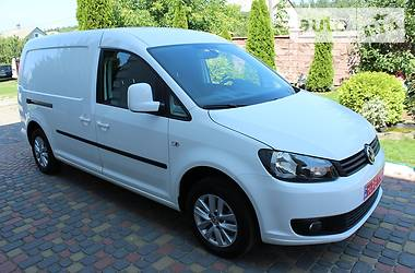Volkswagen Caddy груз. LONG 2014