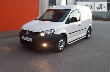 Volkswagen Caddy груз. 75kW Blumotion A/C 2011