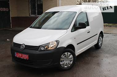 Volkswagen Caddy груз. 1.6 TDI 2013