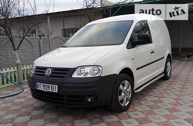 Volkswagen Caddy груз.  2009