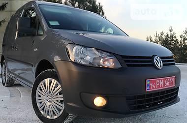 Volkswagen Caddy груз. 2.0 TDI CRUISE 2013