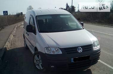 Volkswagen Caddy груз. 1.9 TDI 2009