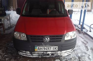 Volkswagen Caddy груз. 2008