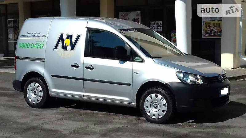 Volkswagen Caddy 2013 года