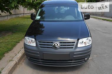 Volkswagen Caddy пасс. ECO FUEL 2010