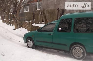 Volkswagen Caddy пасс.  1996