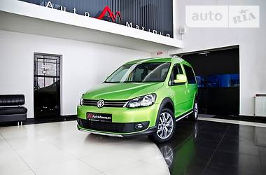 Volkswagen Caddy пасс. Cross 1.6 TDI 2014