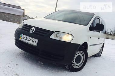 Volkswagen Caddy пасс. 1.9 tdi 77 kv. 2005