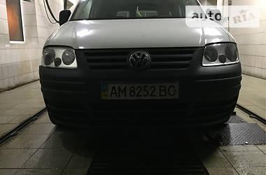 Volkswagen Caddy пасс. 1.9  TD 2007