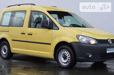 Volkswagen Caddy пасс. 1.6TDI  2011