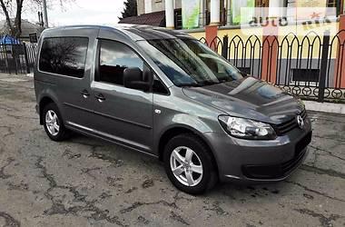 Volkswagen Caddy пасс. LIFE 2.0TDI 2011