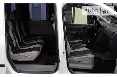 Volkswagen Caddy пасс. 1.9TDI_A/C_MAXI 2010