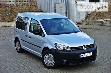 Volkswagen Caddy пасс. ORIGINAL PASS CLIMA 2011