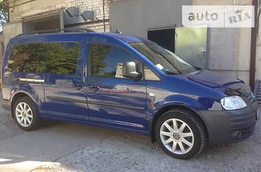 Volkswagen Caddy пасс. MAXI2.0TD 2008