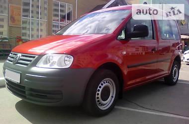Volkswagen Caddy пасс. 1.4 i 2010