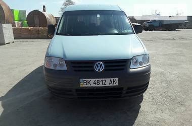 Volkswagen Caddy пасс. 1.9TDI 77kw 2005