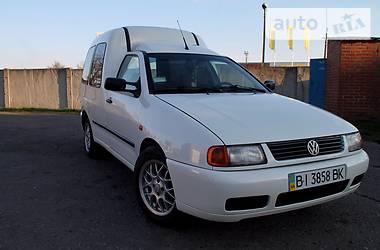 Volkswagen Caddy пасс. 1.9 d 2001