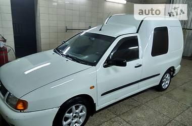 Volkswagen Caddy пасс.  2003