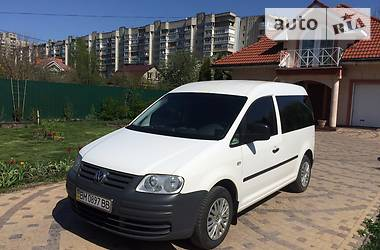 Volkswagen Caddy пасс. 2.0  2008