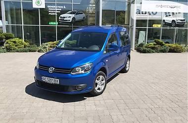 Volkswagen Caddy пасс. COMFORT  LINE 2012