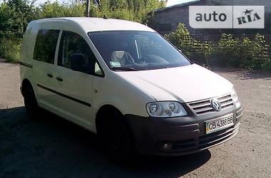 Volkswagen Caddy пасс. 2.0 EcoFuel 2009