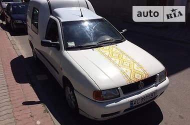 Volkswagen Caddy пасс.  1998