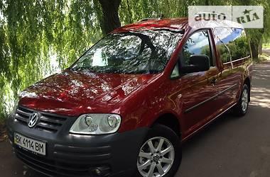 Volkswagen Caddy пасс. 1.9 TDI-LONG 2009