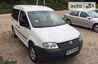 Volkswagen Caddy пасс. SALE 2003