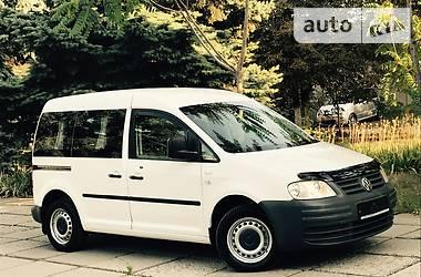 Volkswagen Caddy пасс. FULL 2009