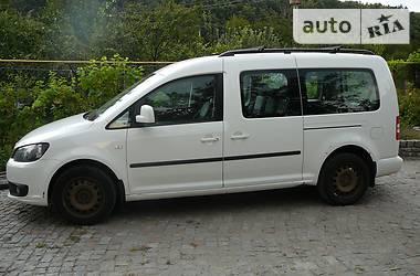 Volkswagen Caddy пасс. 2.0 TDI 2012