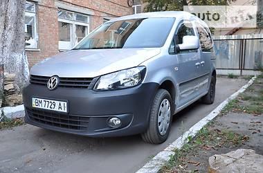 Volkswagen Caddy пасс. Life 2011