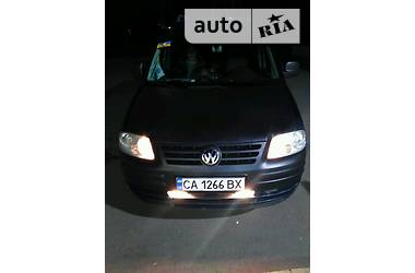 Volkswagen Caddy пасс. 2.0sdi 2007