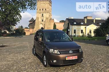 Volkswagen Caddy пасс. Comfortline 75kw  2011