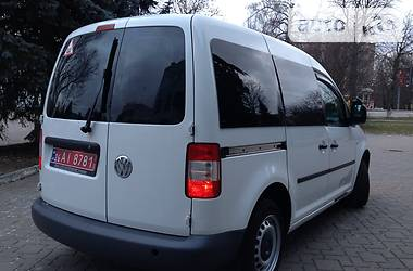 Volkswagen Caddy пасс. 2.0 SDI 2005