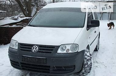 Volkswagen Caddy пасс. 1.6 i  2008