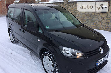 Volkswagen Caddy пасс. maxy 103kwt 2011