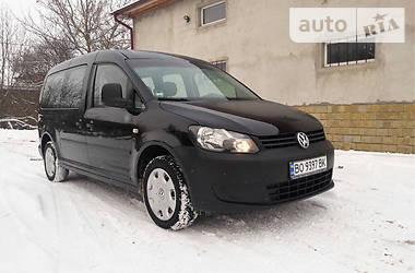 Volkswagen Caddy пасс. maxy 103kwt 2011