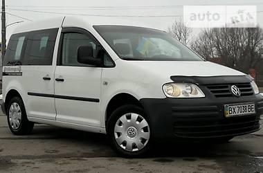 Volkswagen Caddy пасс. 2.0SDI_ORIGINAL 2007