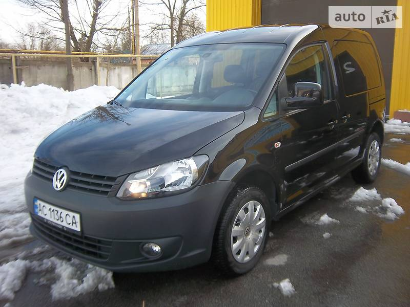 Volkswagen Caddy 2011 года