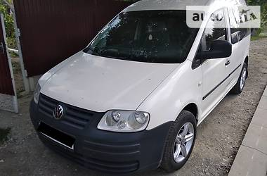 Volkswagen Caddy пасс.  2008