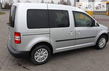 Volkswagen Caddy пасс. Comfortline 2014