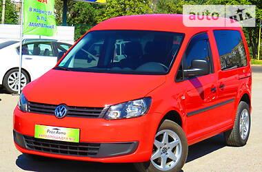 Volkswagen Caddy пасс. 1.6  2013