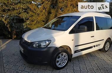 Volkswagen Caddy пасс.  2010
