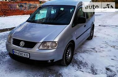Volkswagen Caddy пасс.  2005