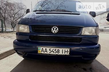 Volkswagen Caravelle  2001