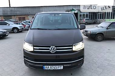 Volkswagen Caravelle 4 motion 2017