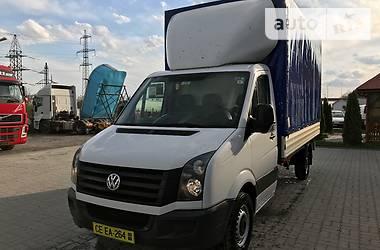 Volkswagen Crafter груз. 100 KW 2013