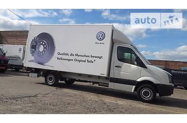 Volkswagen Crafter груз. KLIMA/GIDROBORT 2013